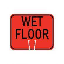 Buy Traffic Cone Sign - WET FLOOR on sale online