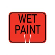 Buy Traffic Cone Sign - WET PAINT on sale online