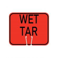 Buy Traffic Cone Sign - WET TAR on sale online