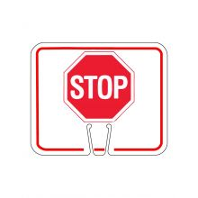Buy Traffic Cone Sign - STOP on sale online