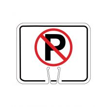 Buy Traffic Cone Sign - NO PARKING on sale online