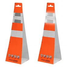 """Disposable 18"""" Traffic Cones (Pack of 6 )"""