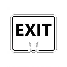 Buy Traffic Cone Sign- EXIT on sale online