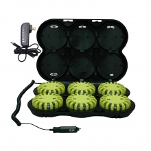 PowerFlare 6 Pack And Charging Case