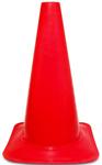 "Sport Cone 18"" Red"