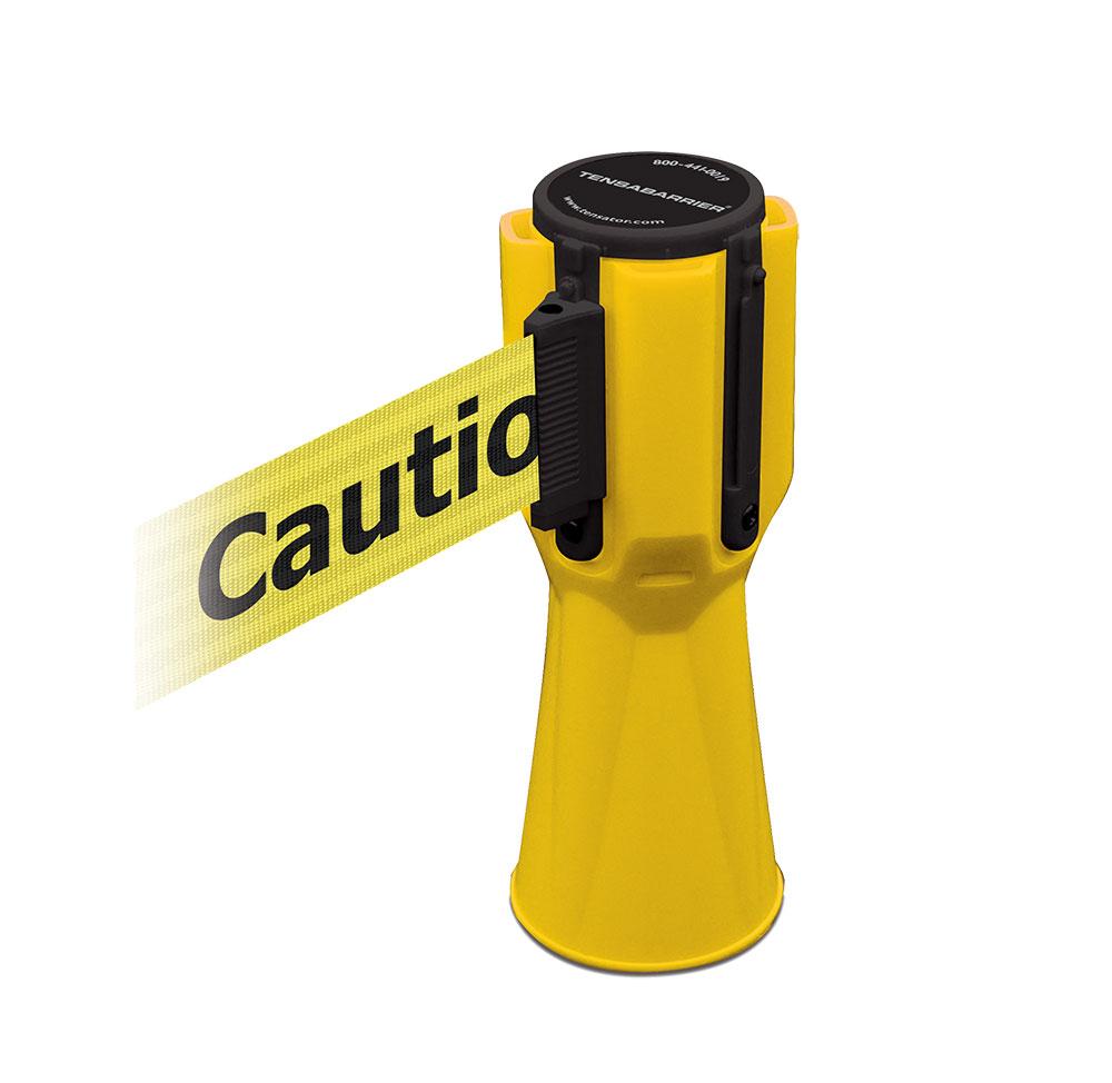 Tensacone Traffic Cone Topper w/ Belt
