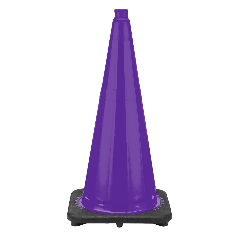"""Custom Color 28"""" Traffic Cones - 3000 Pack"""