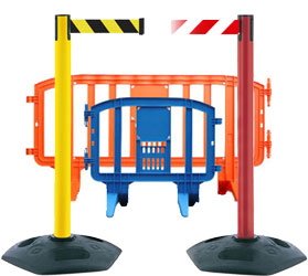 Traffic Safety Crowd Control
