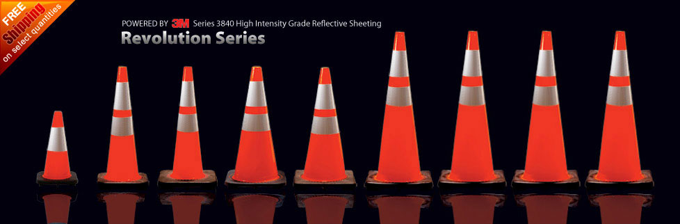 Traffic Cone Revolution Series
