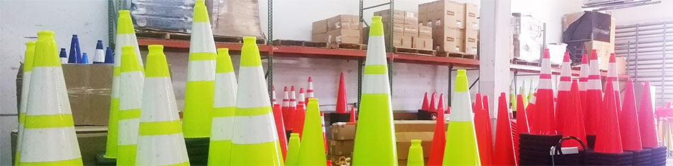 Traffic Cones For Less Warehouse